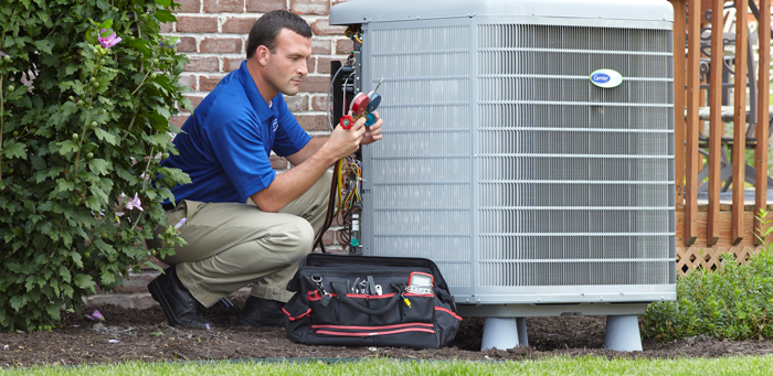 Cliff Bergin & Associates can provide an air conditioner clean and check