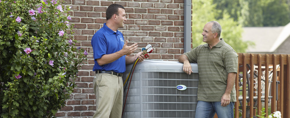 maintenance service for home air conditioner