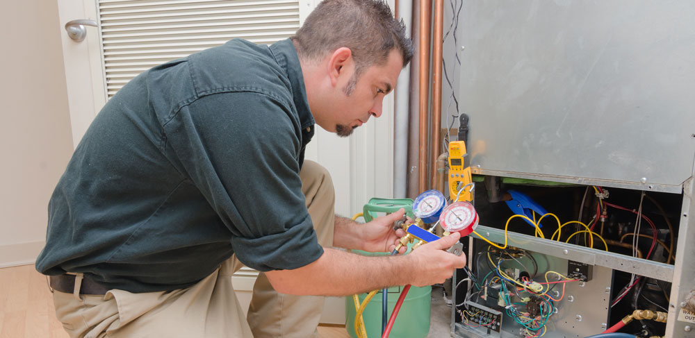 Cliff Bergin & Associates can help you phase out Freon